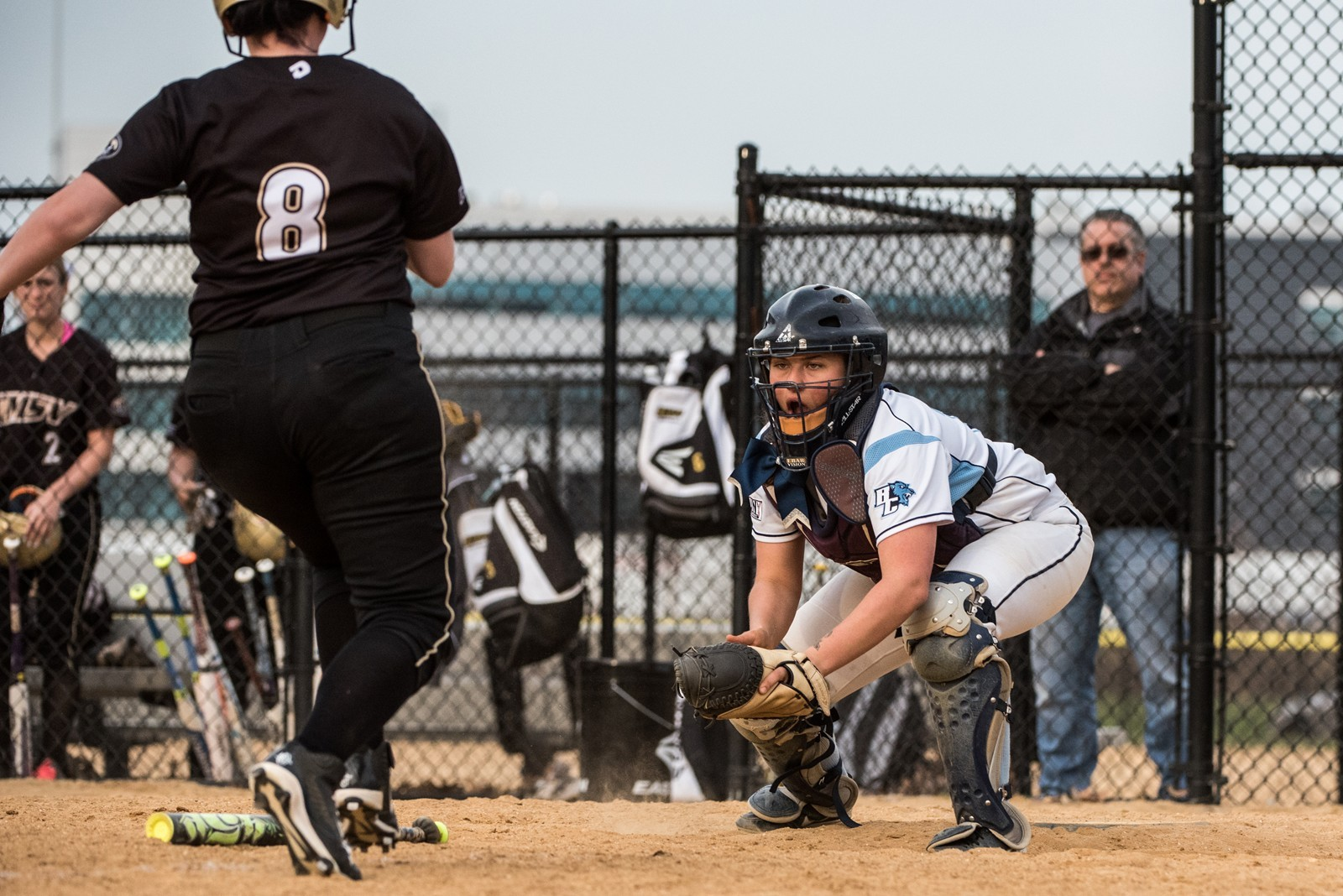 Softball Off To Best Start in Team History, Go 3-1 at Beach
